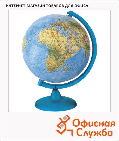 Глобус физико-политический Nova Rico Orion Frost 20см, на круглой подставке, с подсветкой