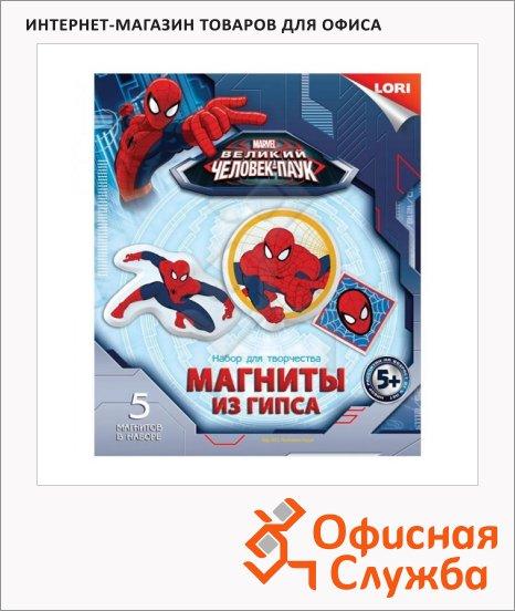 фото: Набор для изготовления магнитов Lori Человек-паук гипс