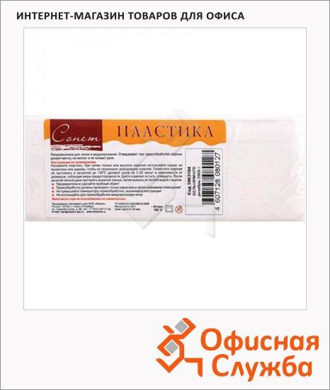 Пластика Невская Палитра Сонет 250г, белый