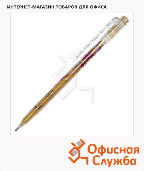фото: Ручка гелевая Люрекс 1мм