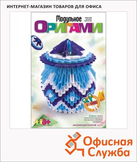 Модульное оригами Lori Шкатулка секретов