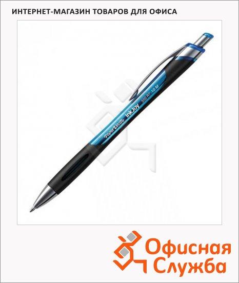 Ручка шариковая автоматическая Paper Mate InkJoy 550 RT синяя, 0.4мм