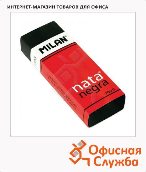 Ластик Milan Nata Negra 60x21x11мм