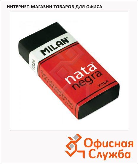 Ластик Milan Nata Negra 50x23x10мм