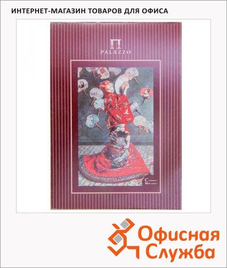 фото: Папка для акварели К.Моне.Японка А5 200г/м2, 20 листов