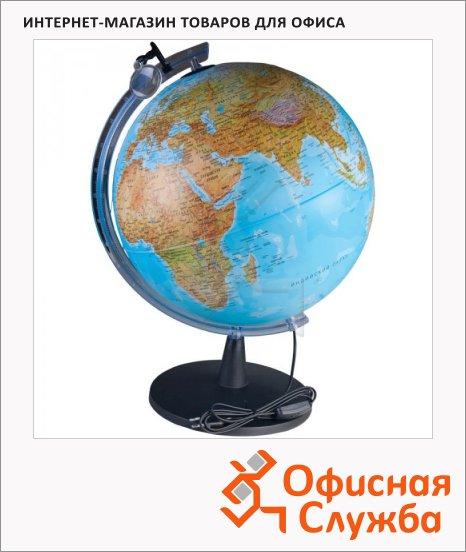 Глобус физико-политический Nova Rico Falcon 40см, на круглой подставке, с подсветкой