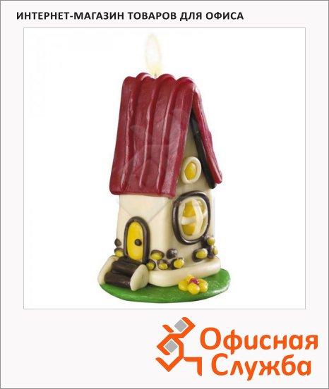 Набор для лепки свечей Lori Слепи свечу Сказочный домик