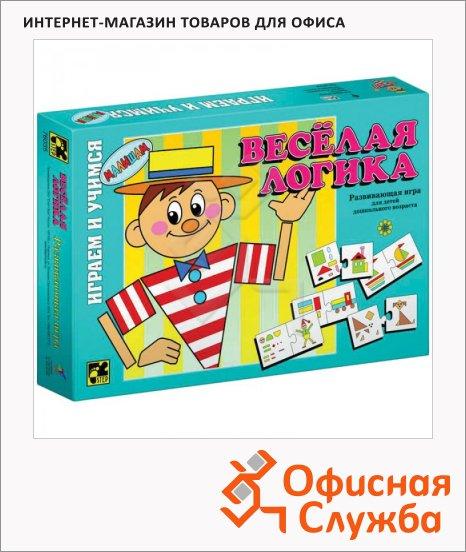 Игра обучающая Step Puzzle Веселая логика