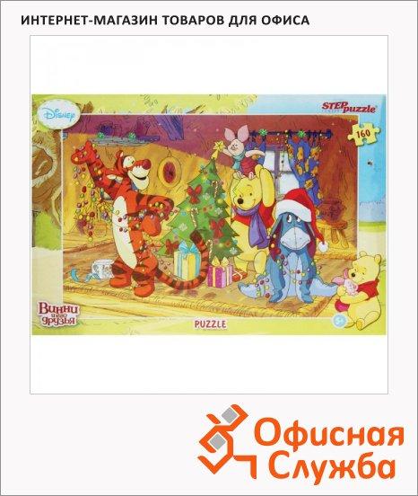 фото: Пазл Step Puzzle Disney Винни и его друзья 160 элементов