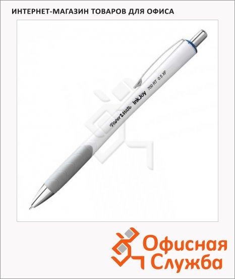 Ручка шариковая автоматическая Paper Mate InkJoy 700 RT синяя, 0.2мм