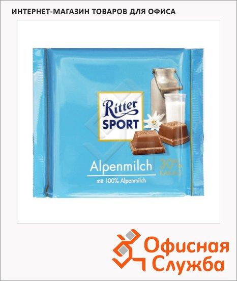 Шоколад Ritter Sport 250г 40% какао, молочный