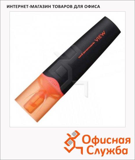 Текстовыделитель Uni View USP-200 оранжевый, 1-5мм