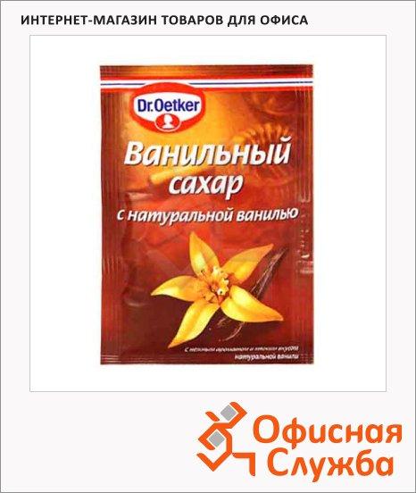 Сахар Д.Оеткер порционный, с натуральной ванилью, 15г
