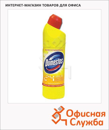 Чистящее средство Domestos 0.5л, гель, лимонная свежесть