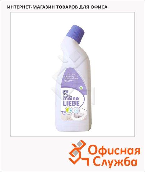 Чистящее средство Meine Liebe 0.75л, для унитазов, гель