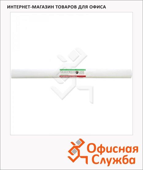 фото: Бумага крепированная Greenwich Line белая 50х250см, 32 г/м2
