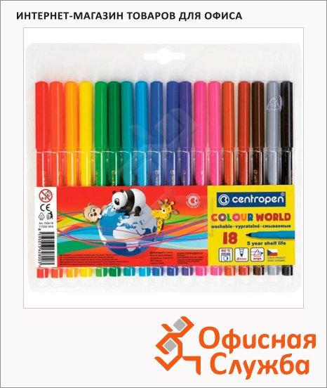 ���������� Centropen Colour World 18 ������, ���������