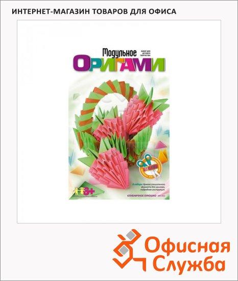 Модульное оригами Lori Клубничное лукошко