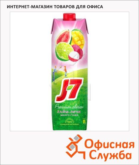 Сок J-7 тропические фрукты, 0.97л