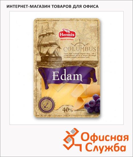Сыр в нарезке Columbus 45% Эдам, 150г