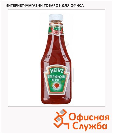 фото: Кетчуп Heinz Итальянский 1кг, пластик