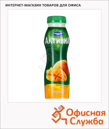Йогурт питьевой Активиа 2% манго, 290г