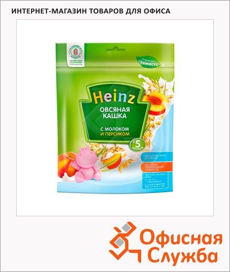 Каша овсяная Heinz с молоком и персиком, 250г