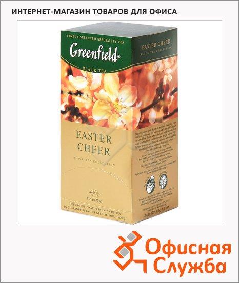 Чай Greenfield Easter Cheer (Истэ Чиэ), черный, 25 пакетиков