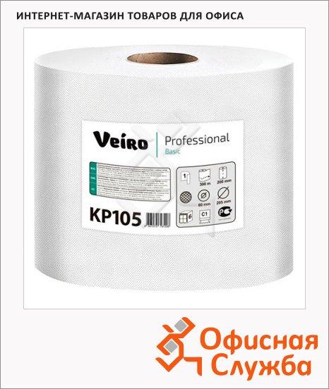 фото: Бумажные полотенца Veiro Professional Basic KP105