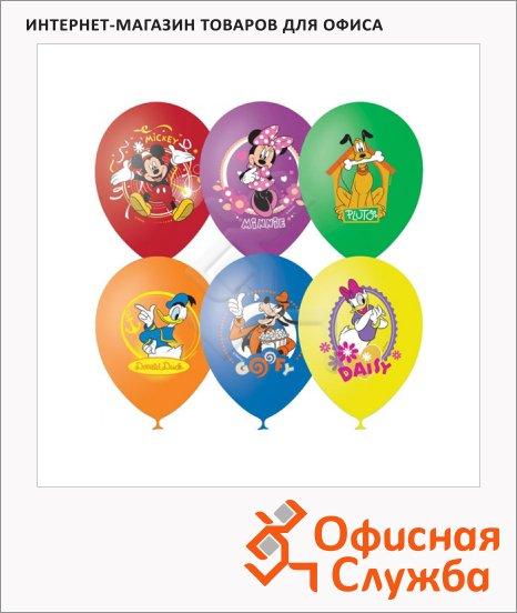 Воздушные шары Поиск герои Диснея, 30см, 25шт