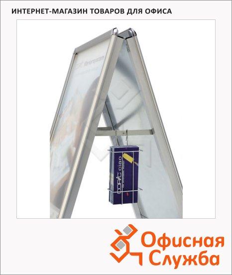 фото: Корзина к штендеру для раздаточных материалов Magnetoplan 18