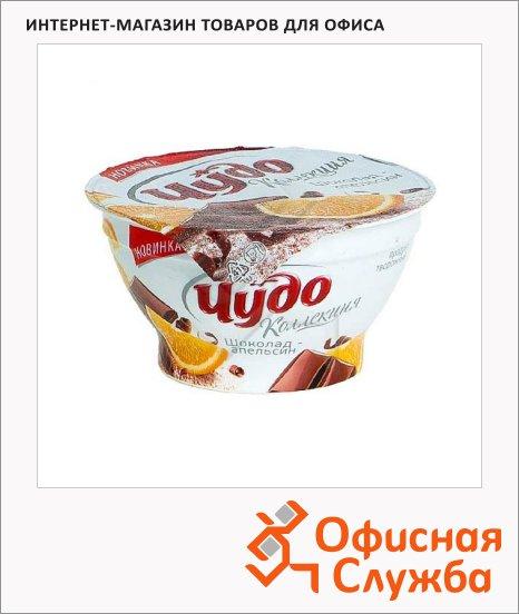 фото: Йогурт творожный шоколад-апельсин 5.5%, 135г