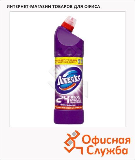 фото: Чистящее средство для сантехники Domestos 1л свежесть лаванды, гель