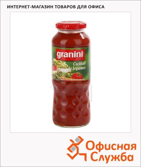 Сок Granini овощной, 0,5л, стекло