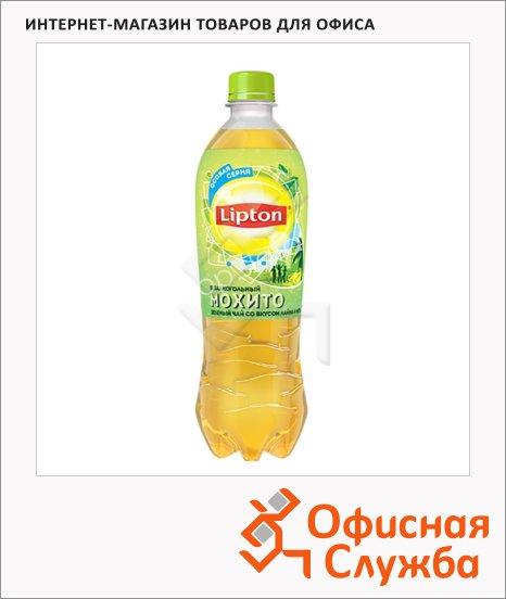 Чай холодный Lipton мохито, ПЭТ, 0.6л х 12шт