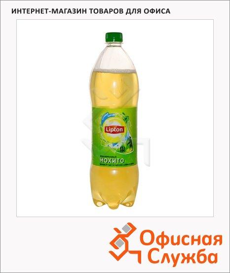 фото: Чай холодный Lipton мохито ПЭТ, 1.25л