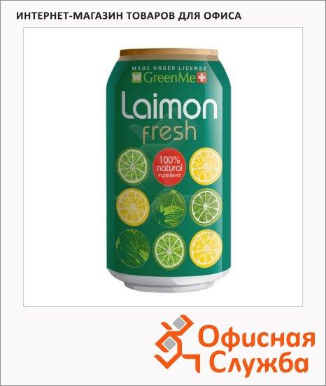 Напиток газированный Laimon Fresh 0.33л, ж/б 24шт/уп