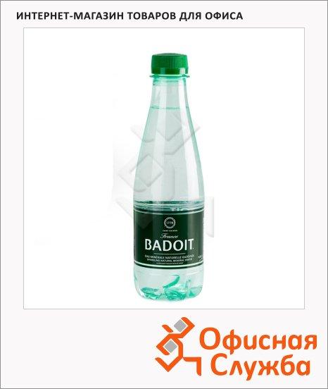 Вода минеральная Badoit газ, 0.5л, ПЭТ