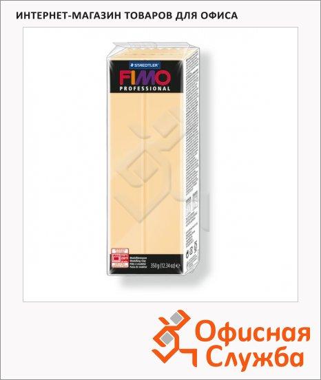 фото: Полимерная глина Fimo Professional шампань 350г