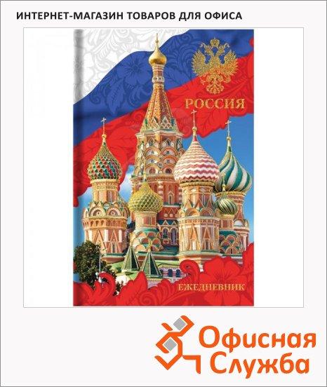фото: Ежедневник недатированный Office Space Россия А5, 136 листов