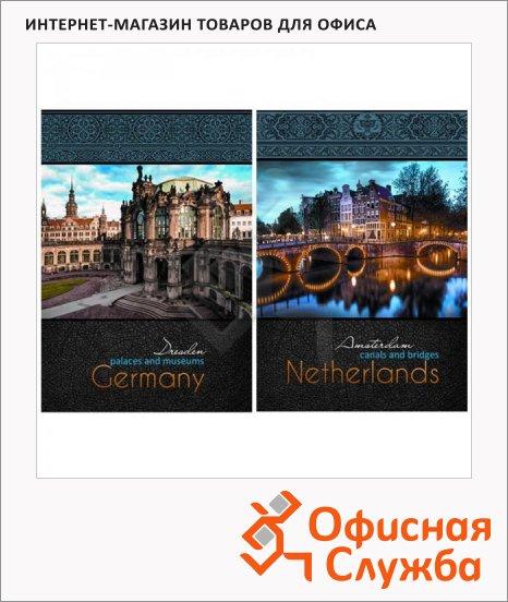 фото: Ежедневник недатированный Мосты и дворцы А5, 176 листов