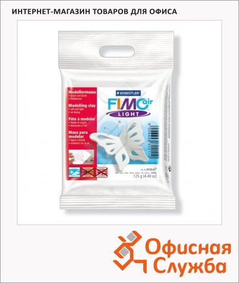 Полимерная глина Fimo Air Light белая, 125г
