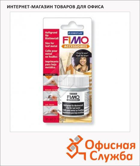 фото: Лак для металлической фольги Fimo 35мл