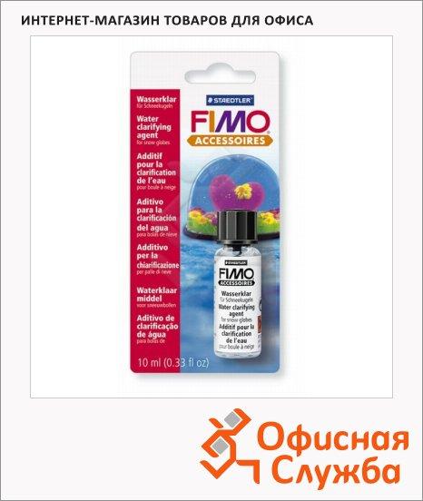 Вещество для прозрачности воды для cнежных шаров Fimo 10мл