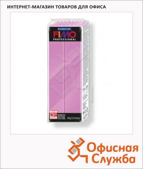фото: Полимерная глина Fimo Professional лавандовая 350г
