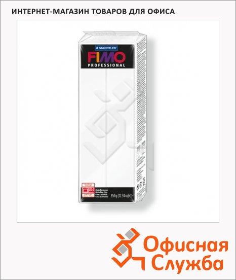 фото: Полимерная глина Fimo Professional белая 350г