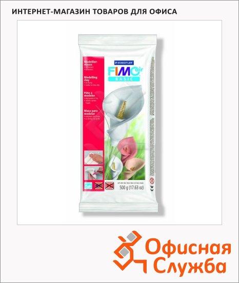 Полимерная глина Fimo Air Basic белая, 500г