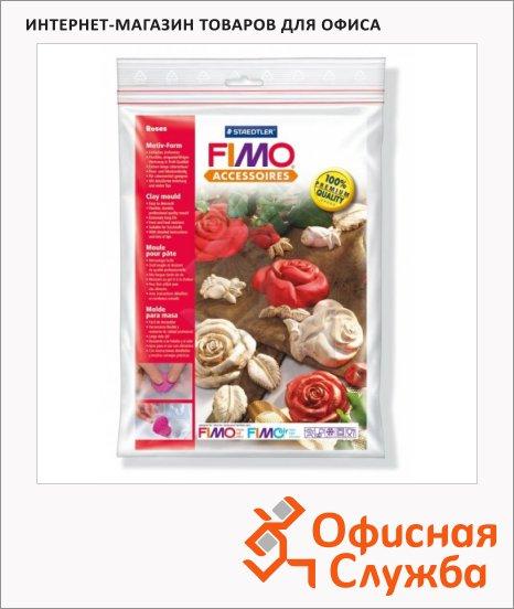 Формочки для слепков Fimo Розы