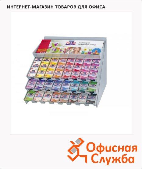 Набор полимерной глины Fimo Professional 24цв х10штх56г