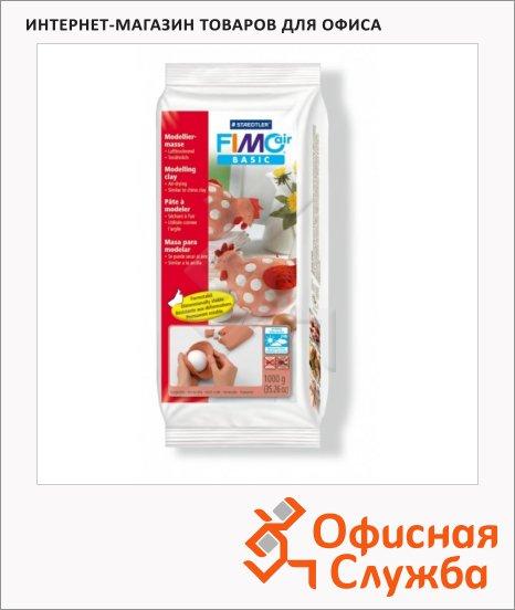 Полимерная глина Fimo Air Basic терракотовая, 1кг
